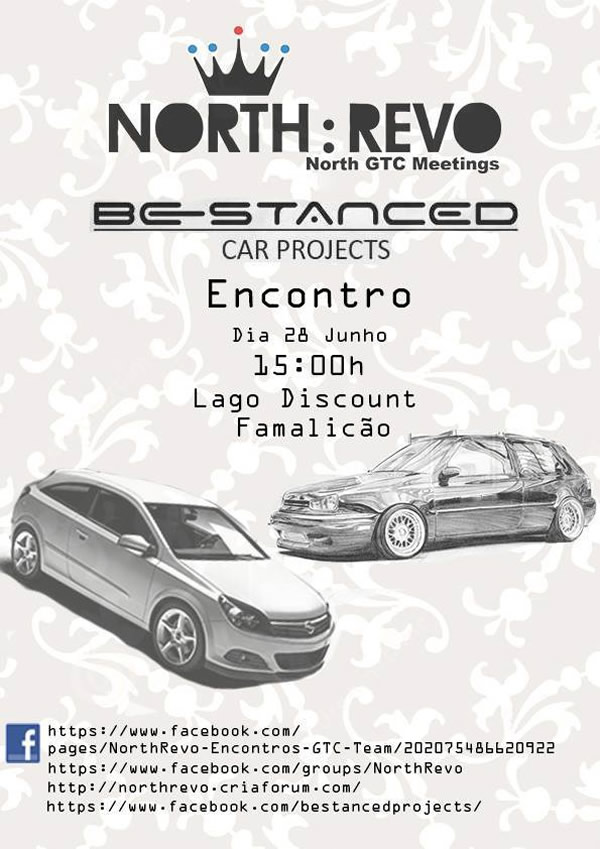 Encontro North Revo e Bestance 1