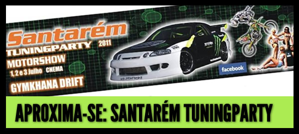Santarém TuningParty 2011
