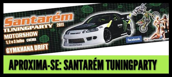 Santarém TuningParty 2011