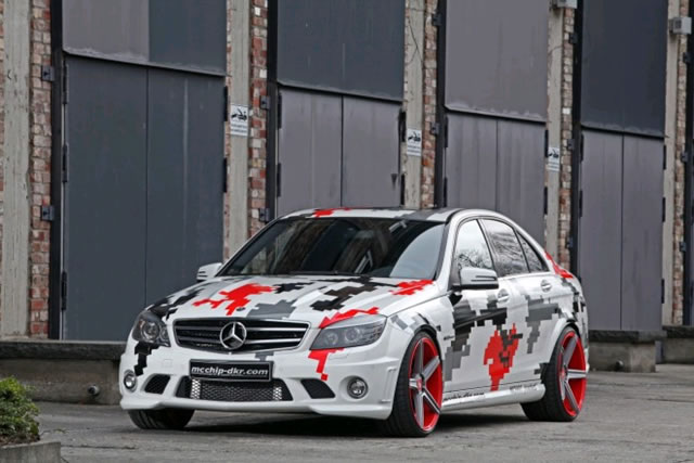 Mcchip-Mercedes-C63-AMG-Tuning-Package