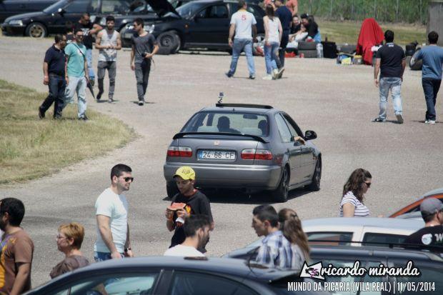 Mundo da Picaria leva Vila Real ao rubro! 537
