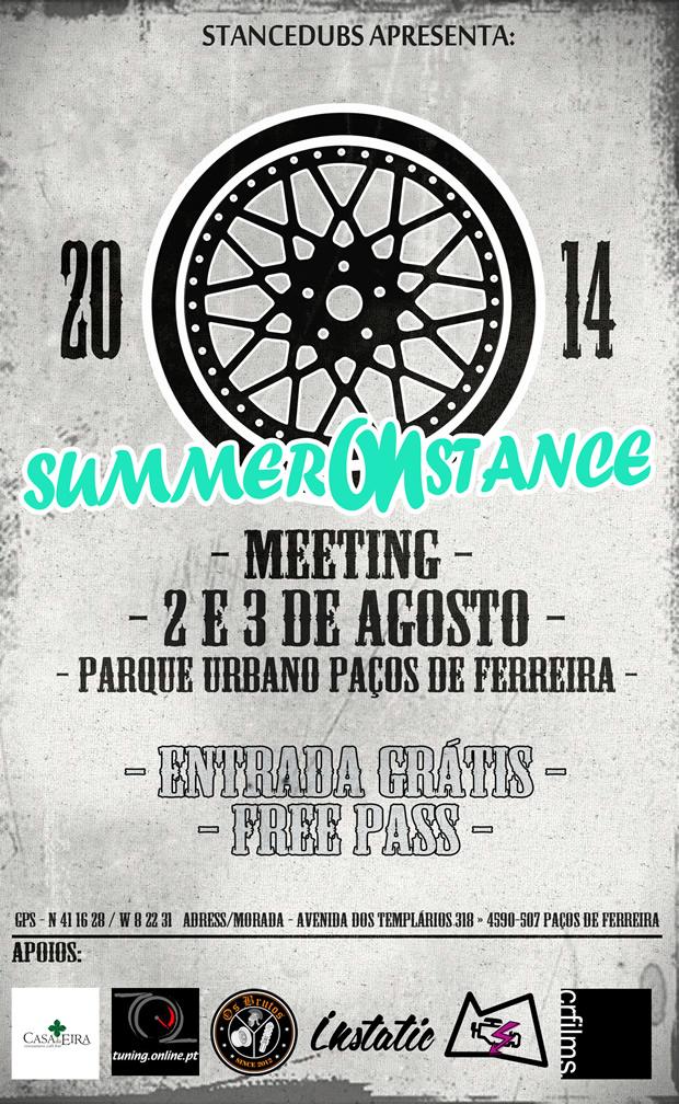 Stance Dubs apresenta: Summer On Stance 2014 1