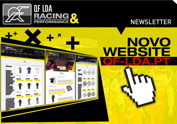 Novo site QF